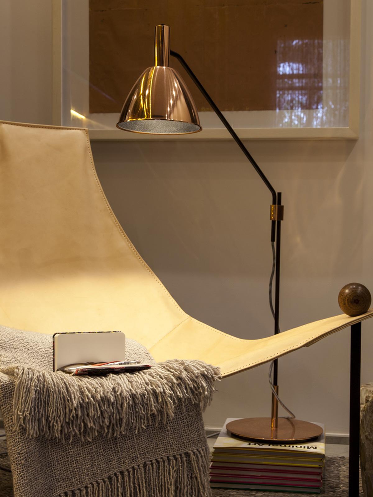 Bauhaus 90 t Lumini Tischleuchte
