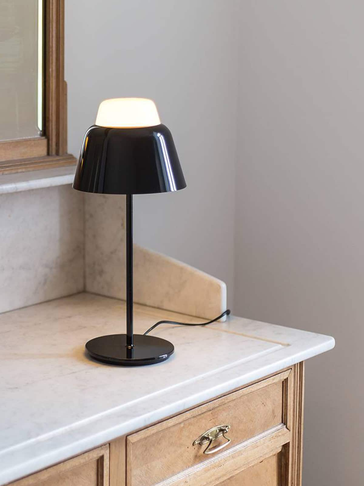 DesignOrt Blog: Deutsche Designerleuchten TEO EUROPE Modu T Tischleuchte #lampe Made in Germany