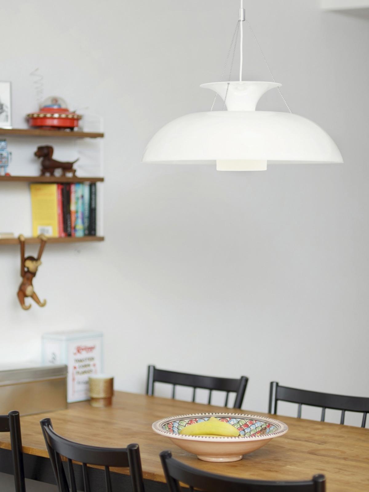 Designort Lampen Blog: Jahresrückblick 2018 Innolux Taifuuni Pendel Leuchte finnisches Mid-Century Design
