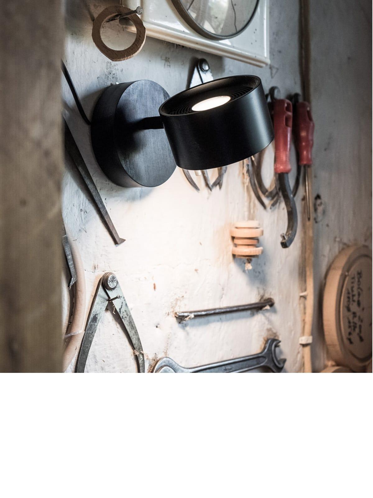 Domus Licht Frits Pur W Wandleuchte Wandlampe LED