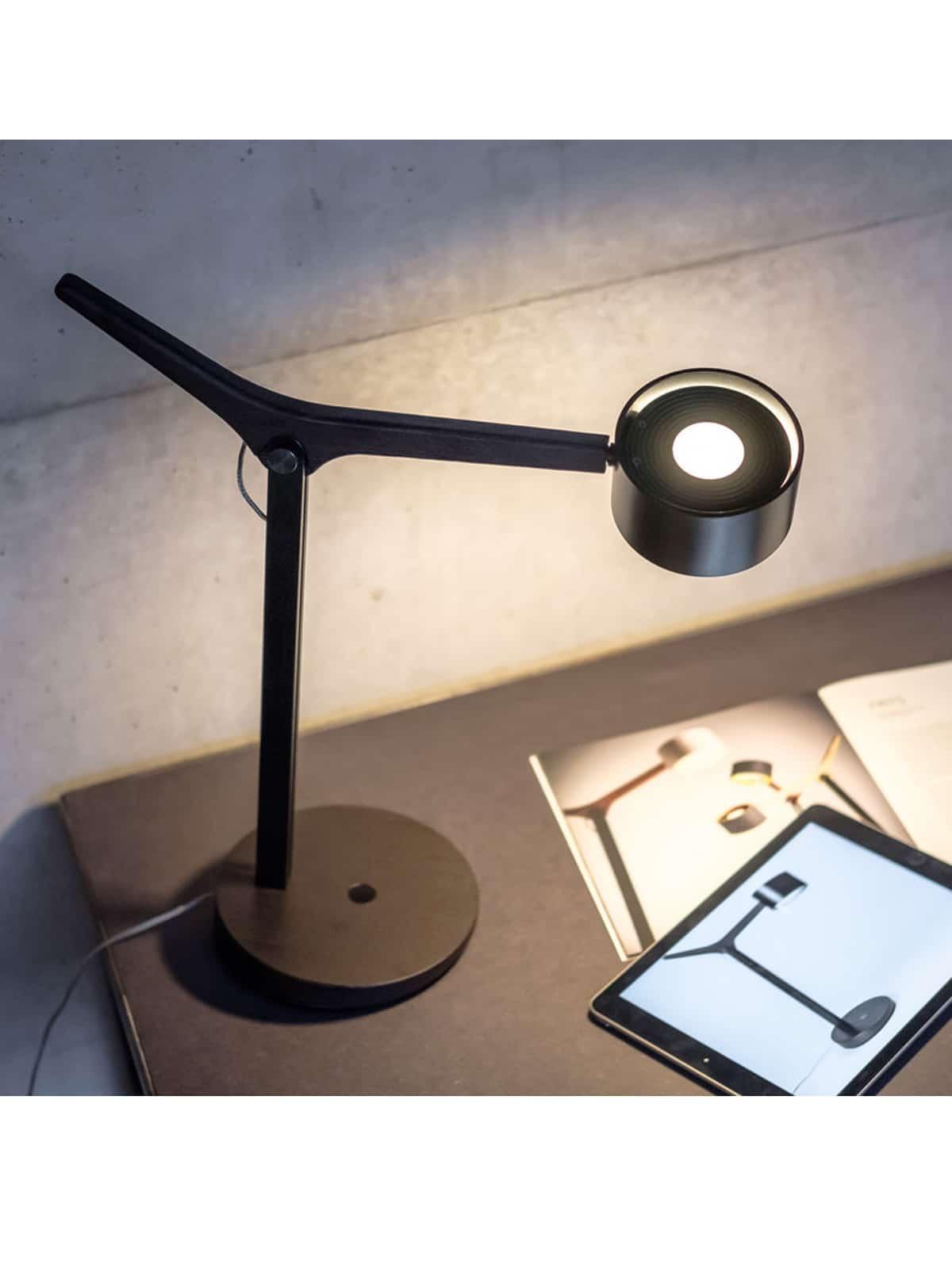 Fritz Pur Tischlampe Domus Licht