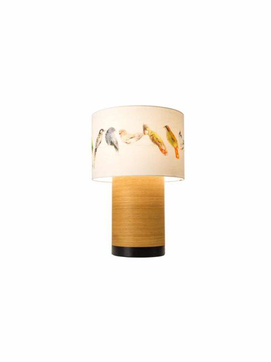Domus Holzlampe Klippa XL nachhaltig Made in Germany