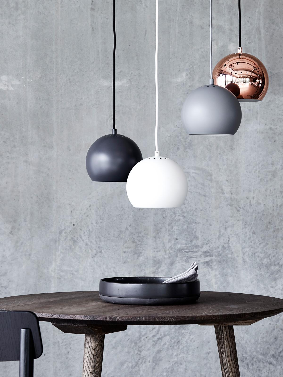 DesignOrt Lampen Blog: Designer im Portrait Ball Leuchten