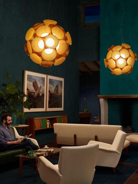 LZF LAMPS Dandelion LED Leuchte