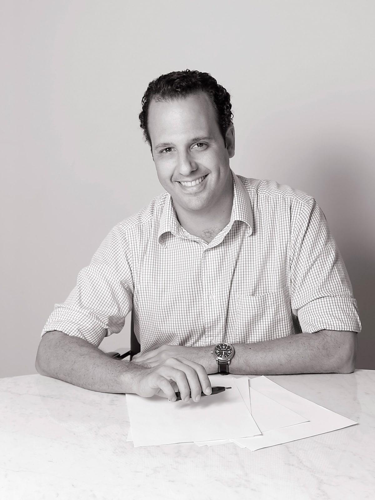 Designer Fernando Prado Art Director bei Lumini