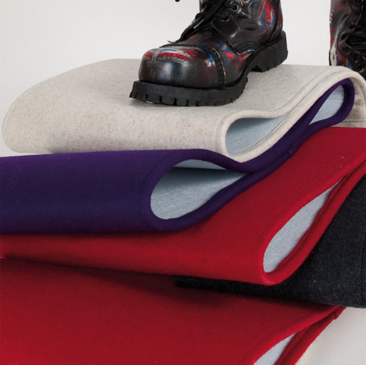 DesignOrt Blog: Trommelförmige Designerleuchten Pendelleuchte Kobe von Innermost mit memory foam