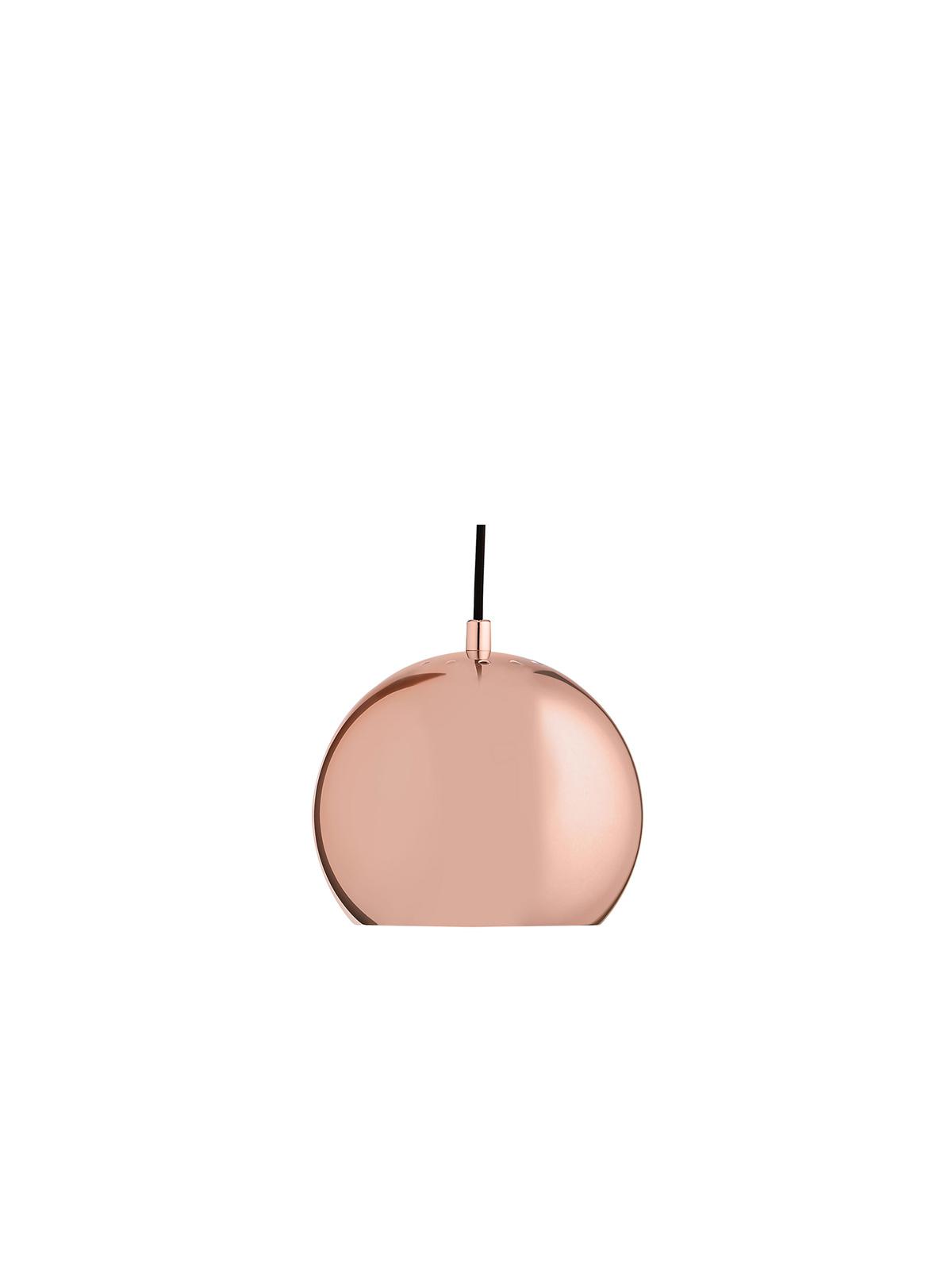 Pendelleuchte Ball Metall von Frandsen