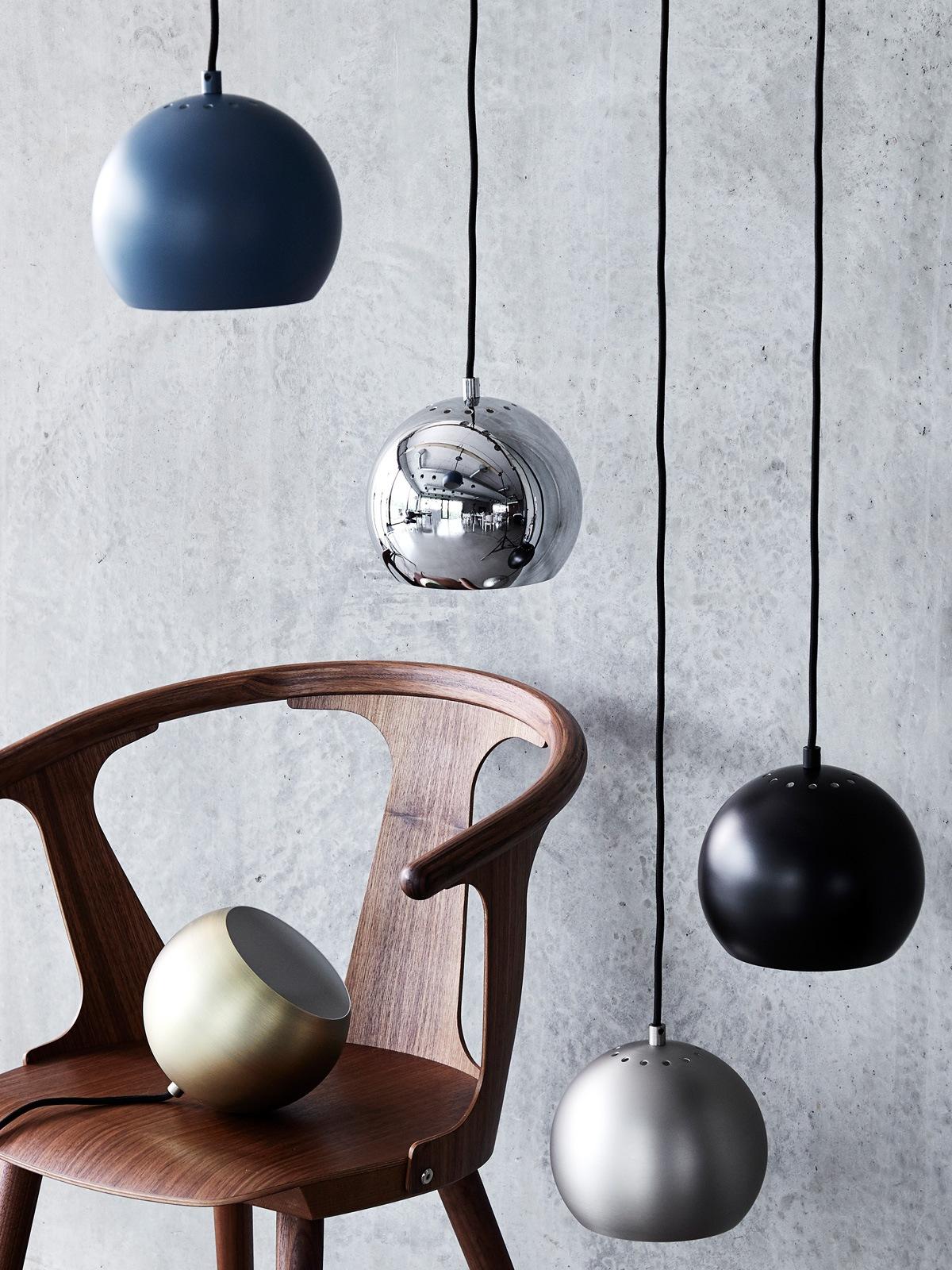 Ball Pendants Frandsen DesignOrt Onlineshop Berlin Lampen