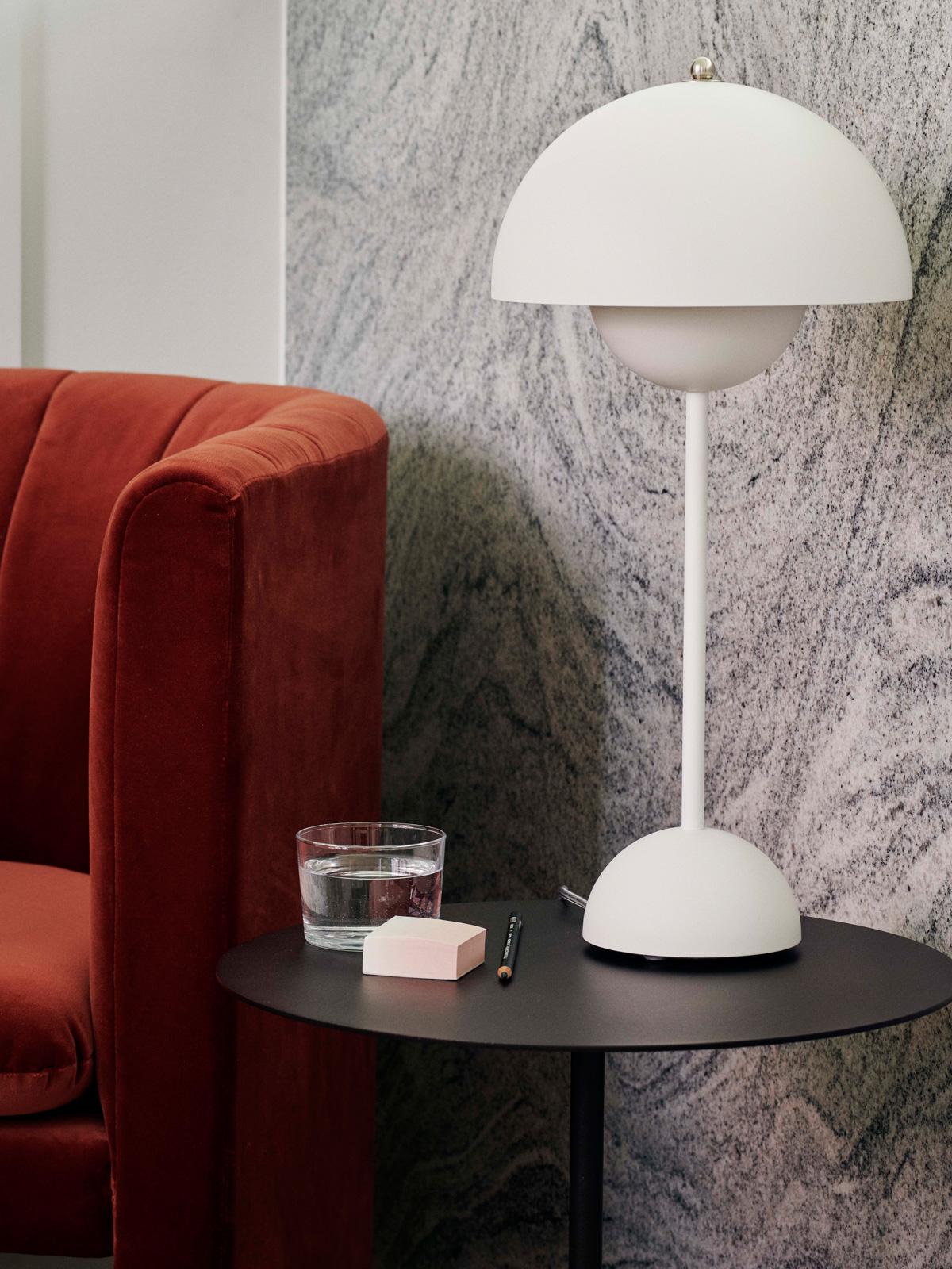 Flowerpot VP3 Verner Panton &tradition Designklassiker