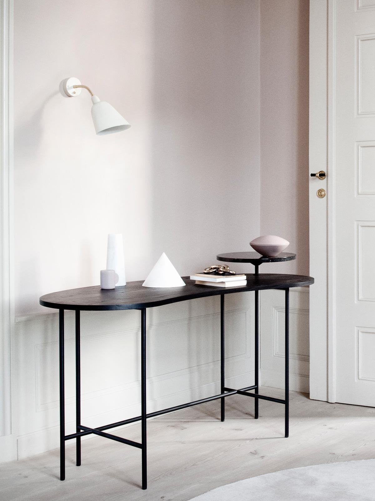 Wandleuchte AJ9 Bellevue Arne Jacobsen &tradition