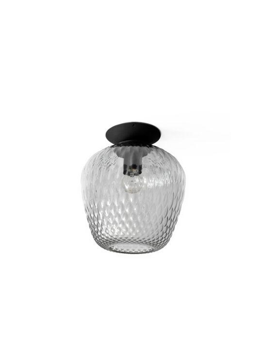 Blown SW5 Deckenleuchte aus mundgeblasenem Glas von &tradition