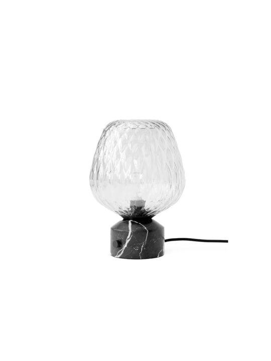 Blown SW6 Leuchte aus mundgeblasenem Glas mit Marmor &tradition