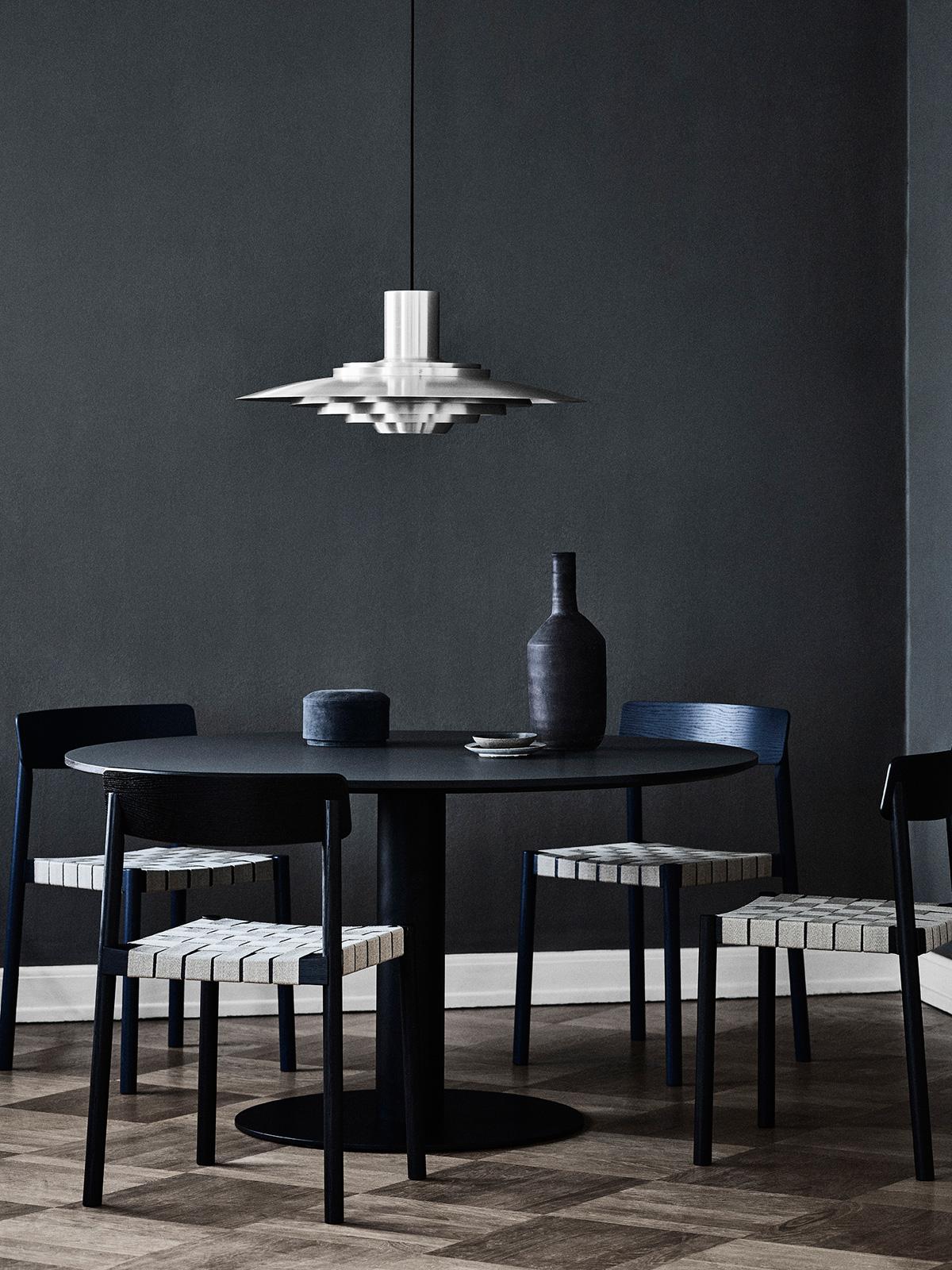 DesignOrt Blog: Designerleuchten aus Dänemark P376 klassische Pendelleuchte von &tradition