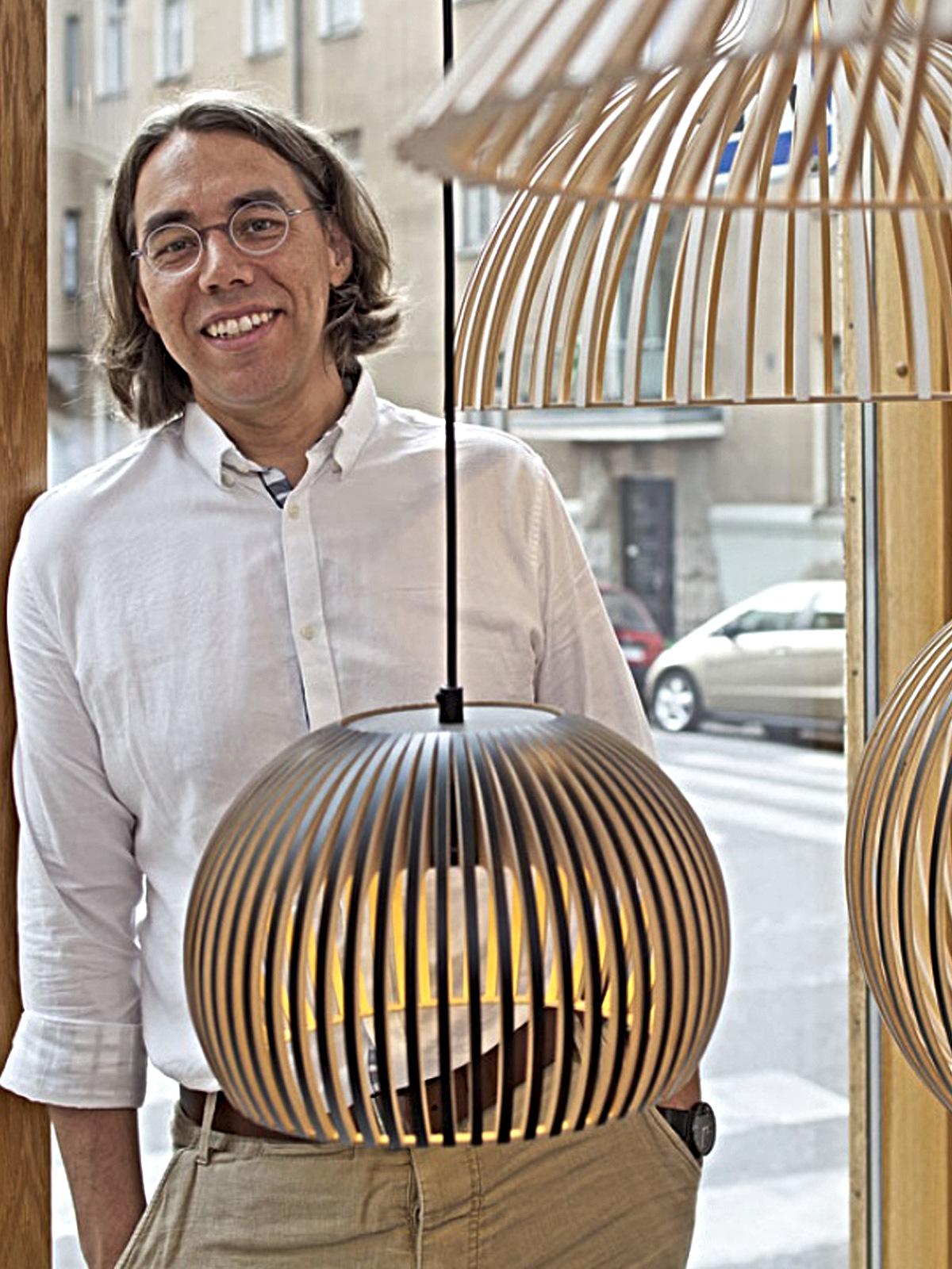 DesignOrt Blog Die Designwelt von Secto Design Seppo Koho