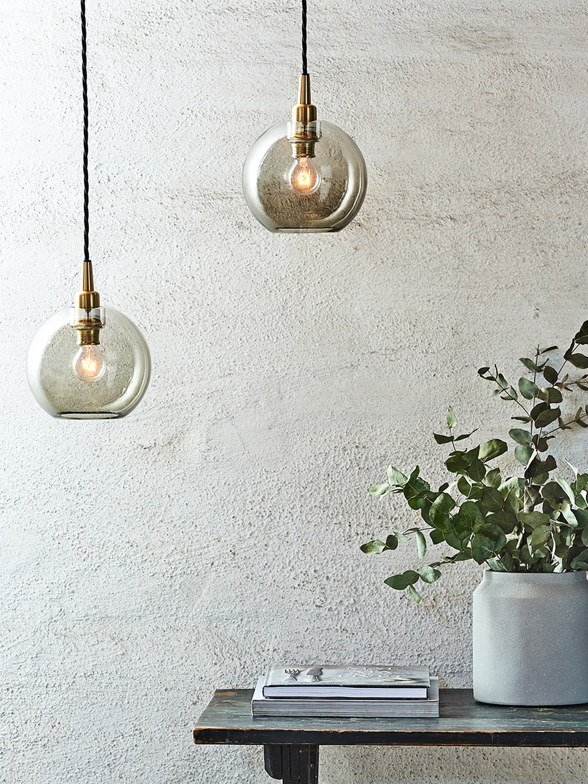 Belijd Glasleuchten Gloria skandinavisch Design Leuchten DesignOrt