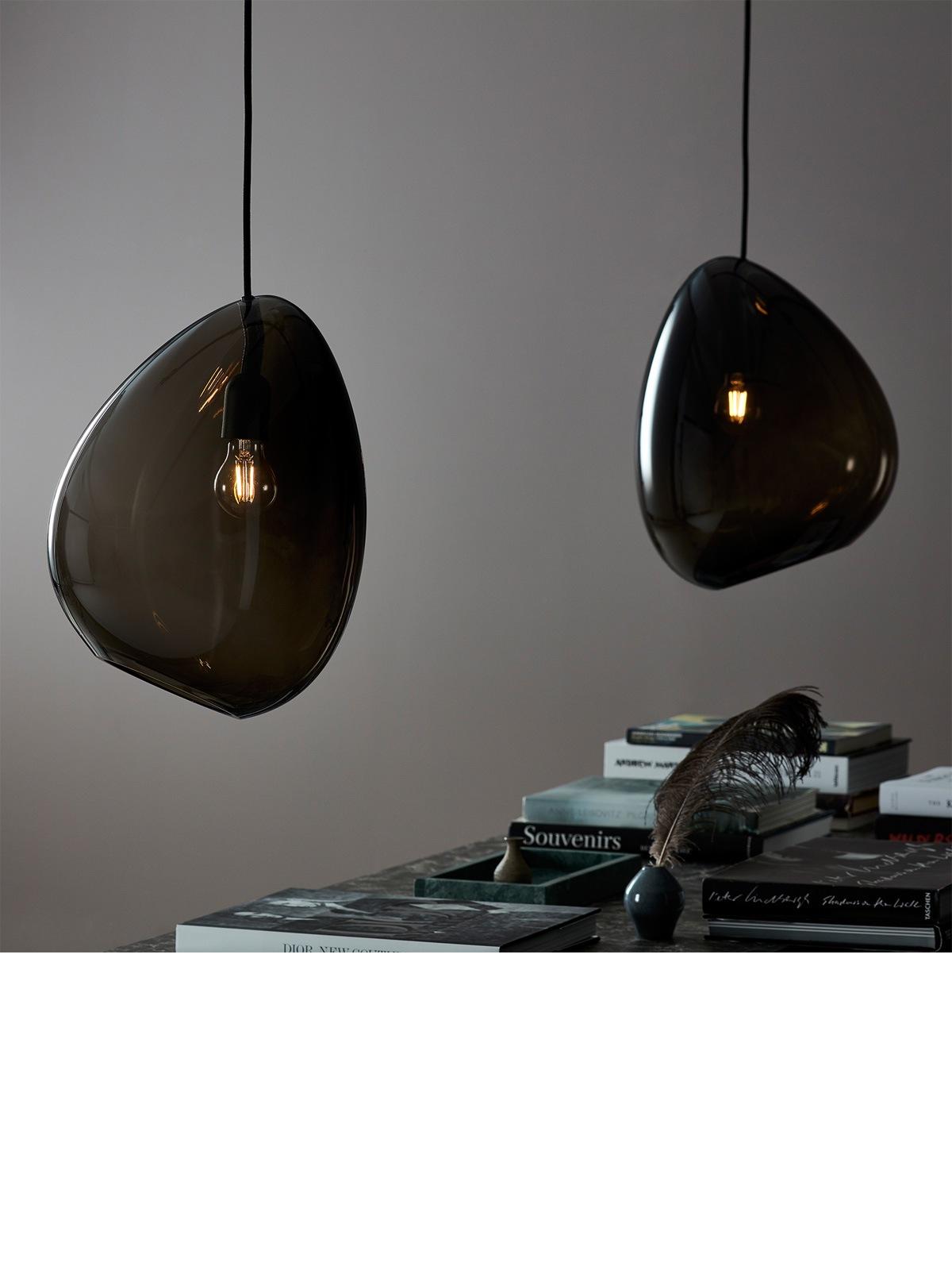 Ocean Glasleuchte Belid DesignOrt Lampen Berlin