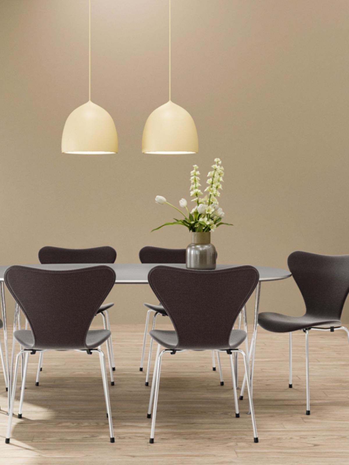 DesignOrt Blog: Designerleuchten aus Dänemark Suspence p1.5 Lightyears Republic of Fritz Hansen Leuchte Designerlampe