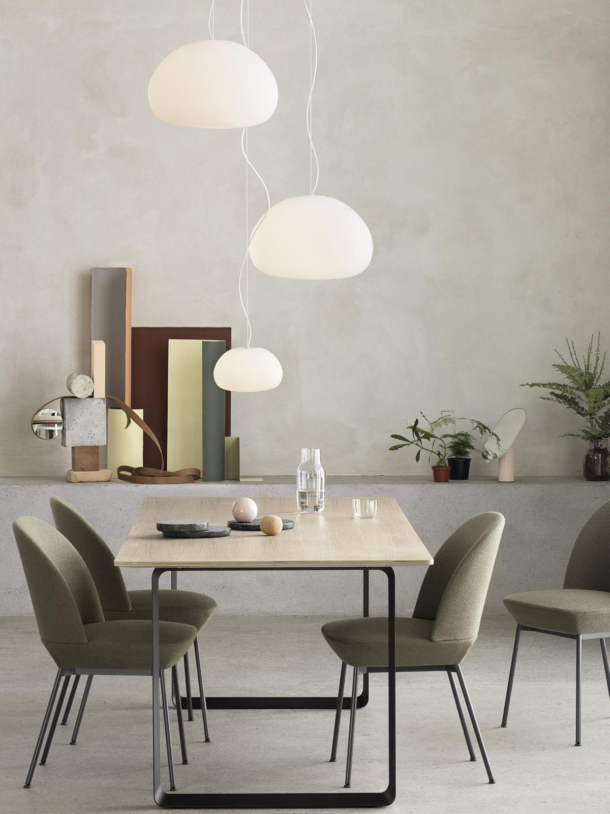 DesignOrt Blog: Dänische Designerleuchten Glasleuchte Fluid von Muuto