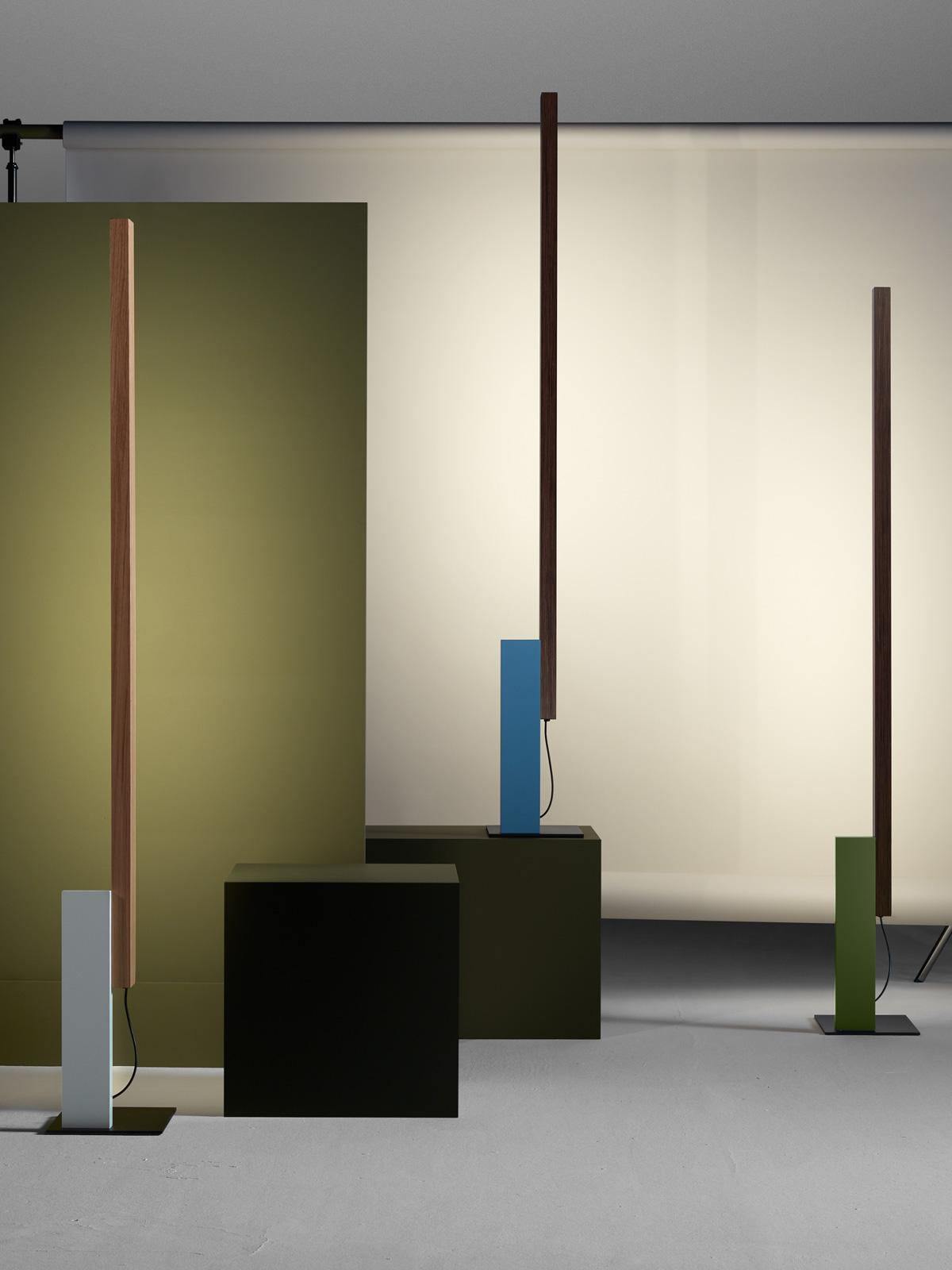 DesignOrt Blog: Stimmungslicht High Line Stehleuche Marset