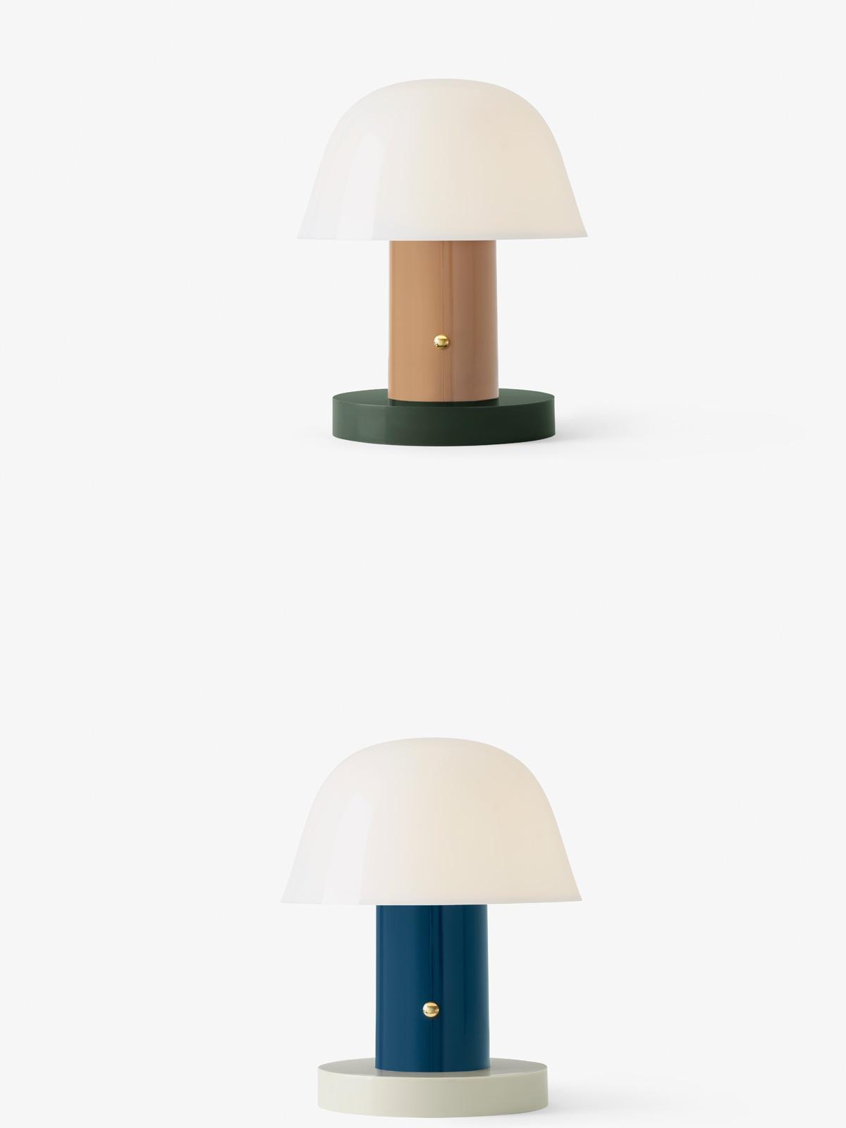 Setago Portable LED Leuchte &tradition