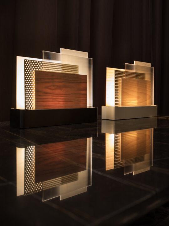 Skyline T Tischleuchte LZF Lamps