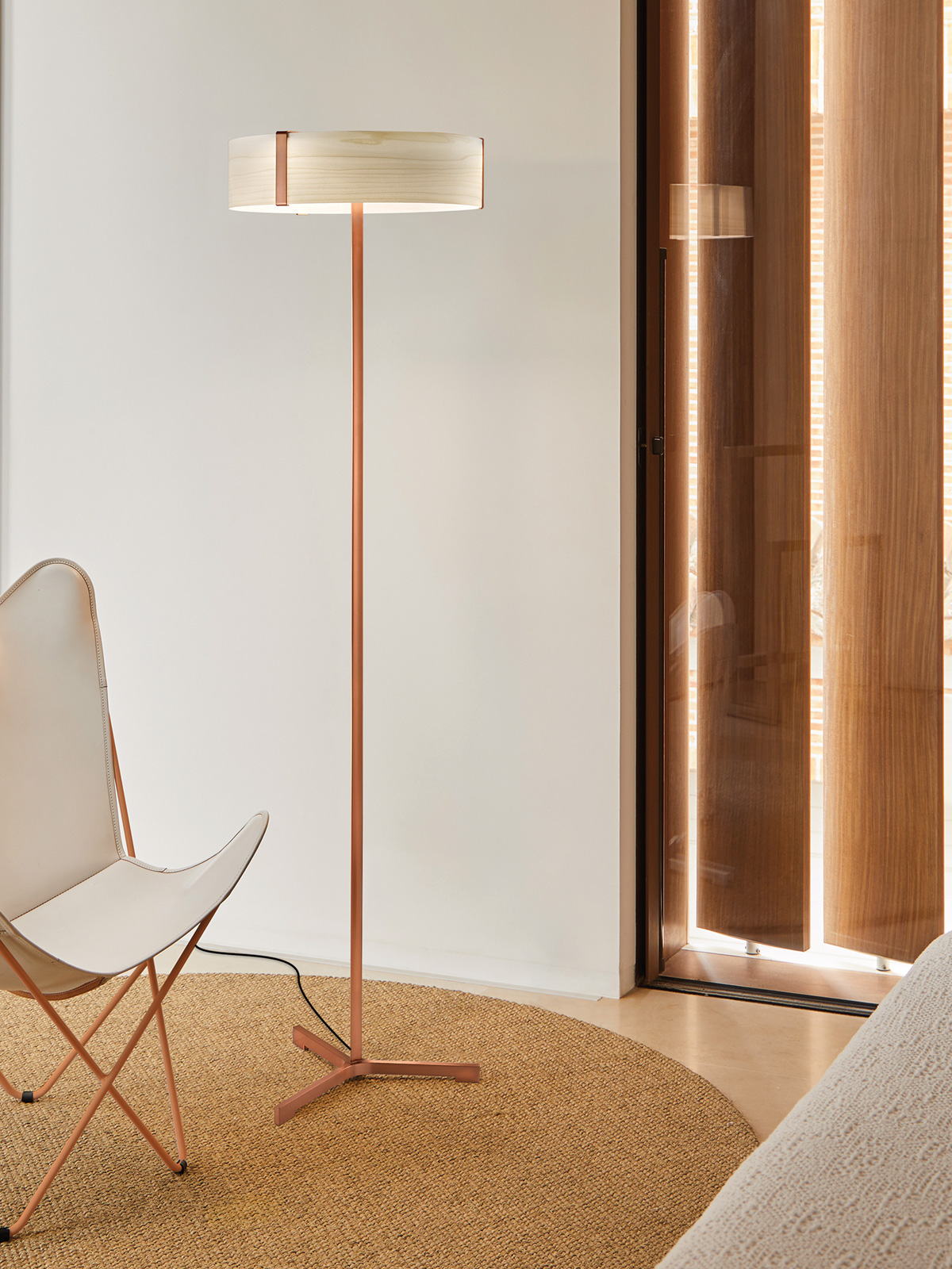 Thesis F Floor Lamp LZF