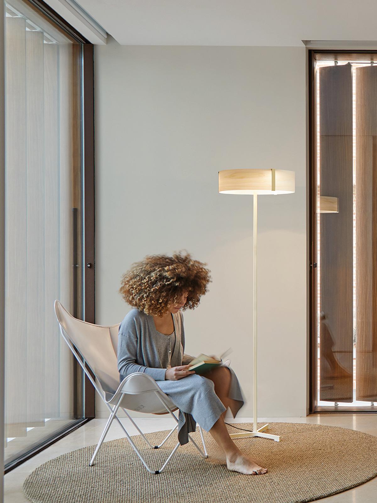 DesignOrt Blog: Alles über LZF Lamps Thesis F Stehleuchte LZF Deko