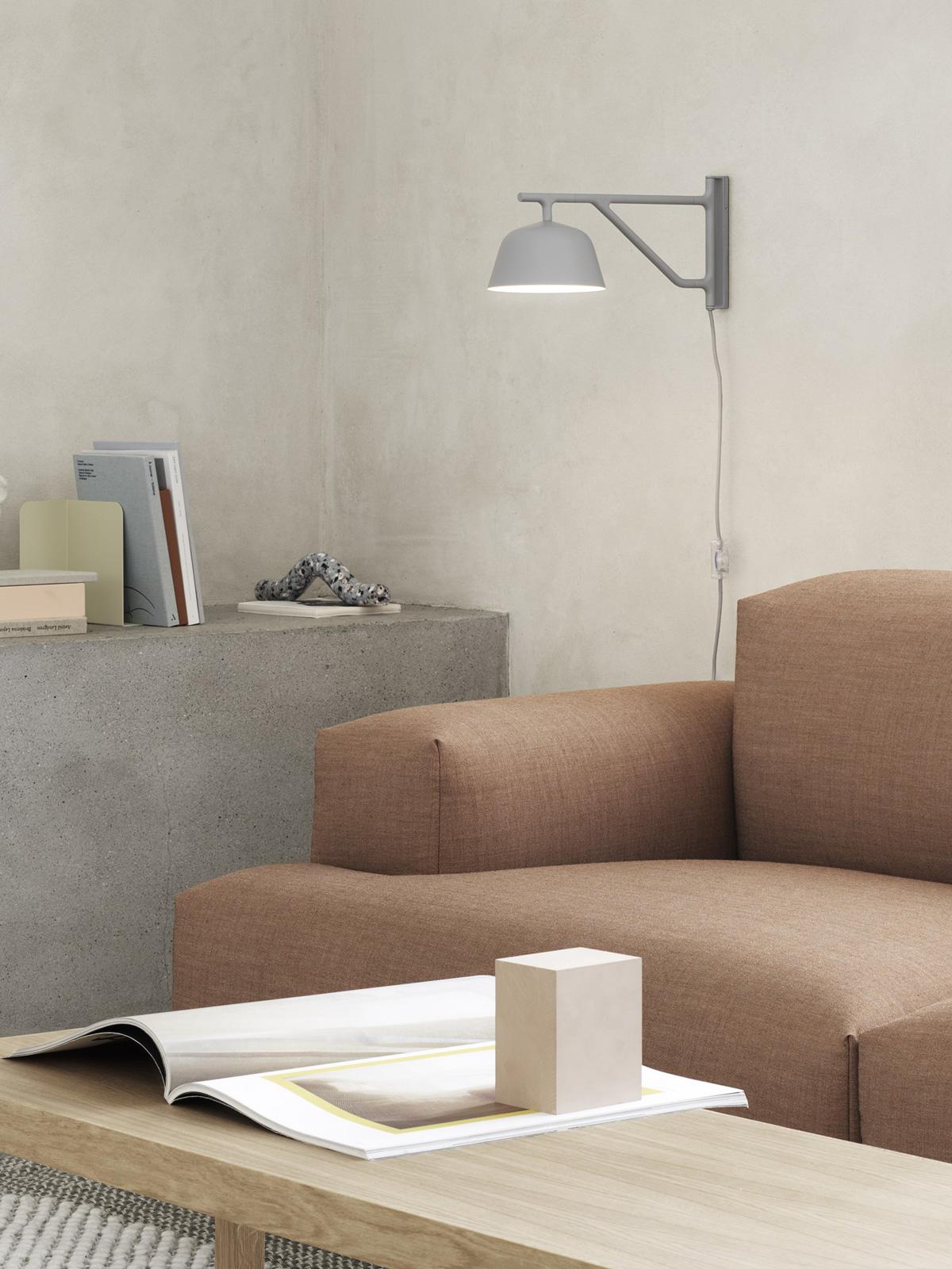 DesignOrt BLog: Designer im Portrait Ambit Wall Wandleuchte muuto Designort