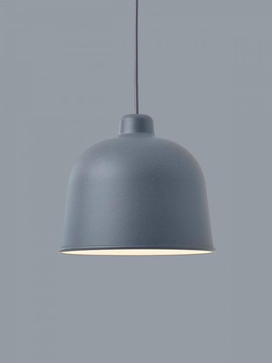 Grain Blaugrau neue Farbe bei Muuto Designort