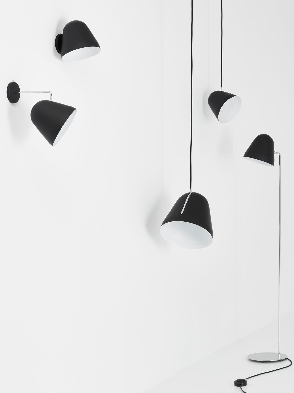 Tilt Lampenfamilie von NYTA im DesignOrt Lampenblog