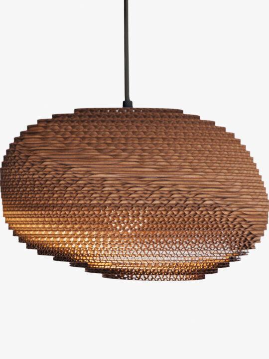 pebbles SCRAPLIGHTS Graypants Pappleuchten Karton DesignORt Onlineshop Berlin Leuchten Lampen