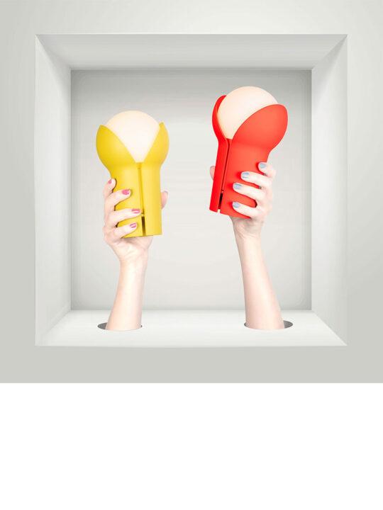 Bud aufladbare Lampe Innermost Designort Onlineshop Berlin
