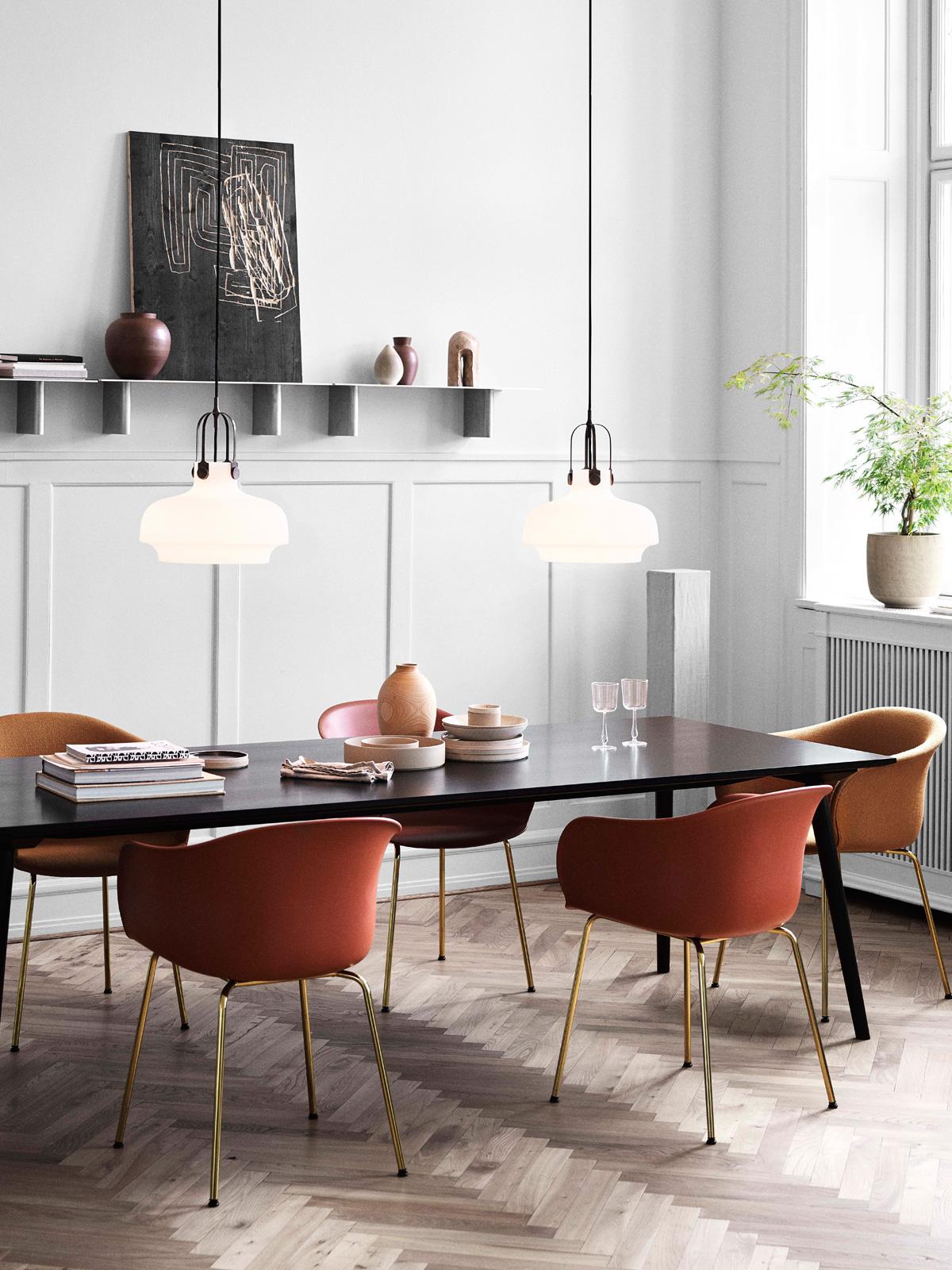 Copenhagen Opalglas &tradition Glasleuchte DesignOrt Onlineshop