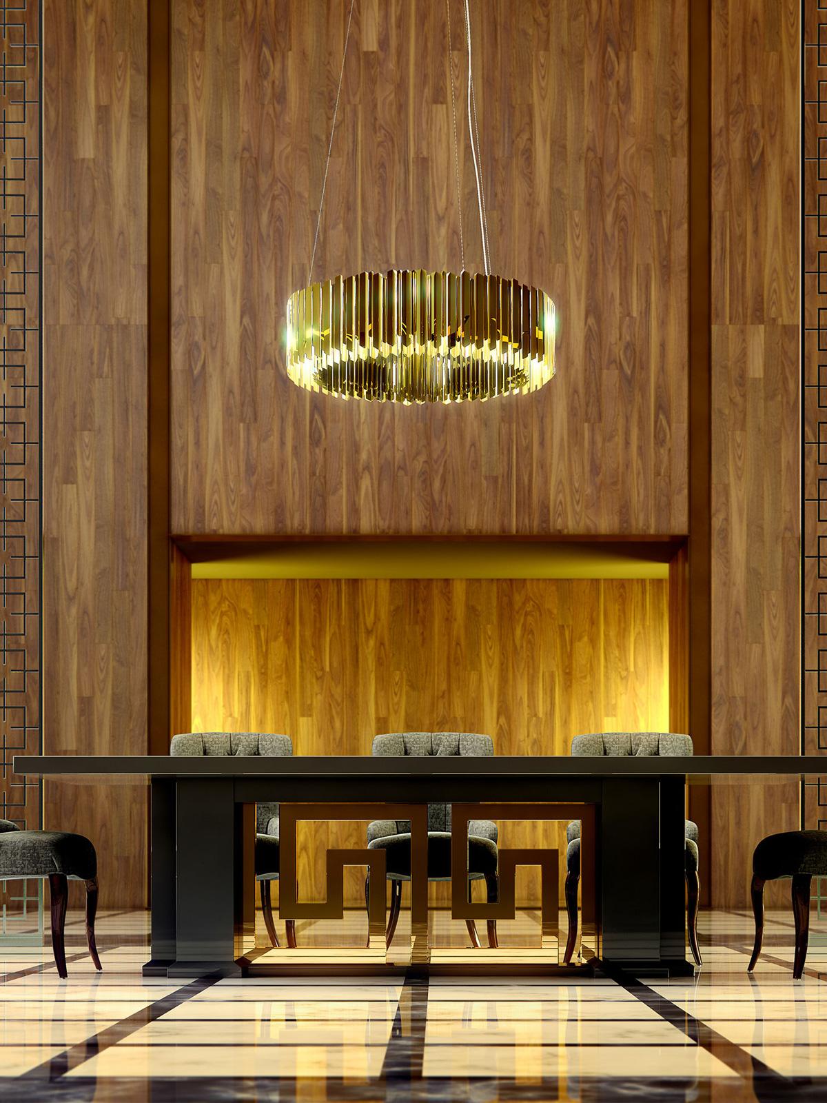 DesignOrt Blog: Große Lampen & Leuchten Innermost Facet Pendelleuchte Designort