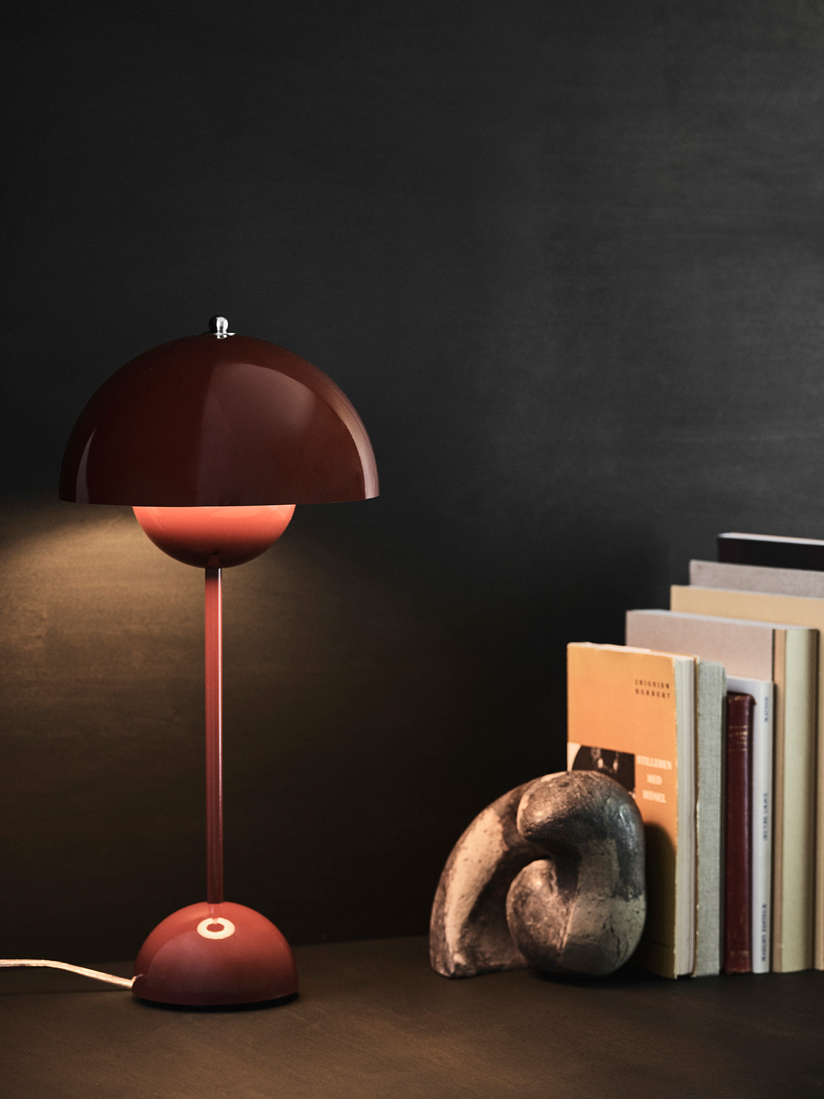 DesignOrt Blog Kultlampen &tradition Flowerpot Vp3 Verner Panton Leuchte Designort Lampen Onlineshop Berlin