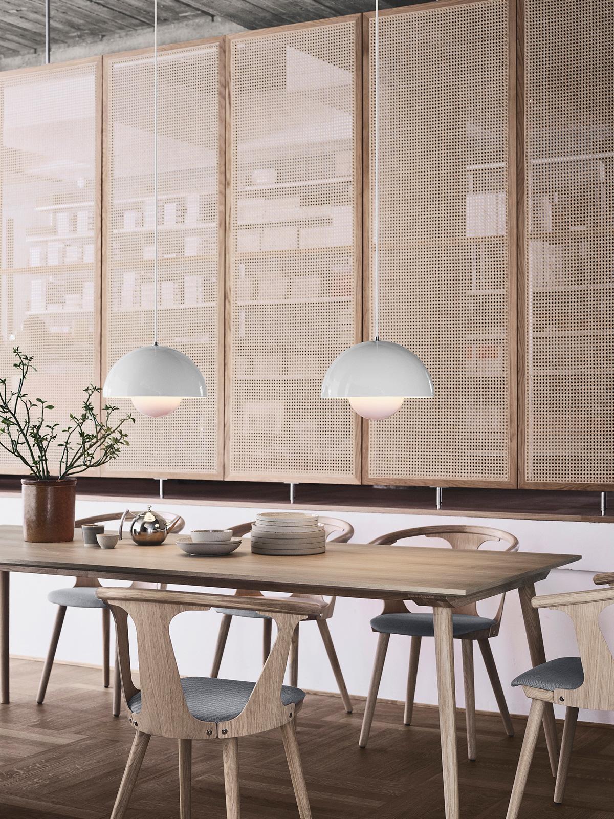Big Flowerpot VP7 &tradition Leuchte Verner Panton skandinavisch DesignOrt Onlineshop Berlin