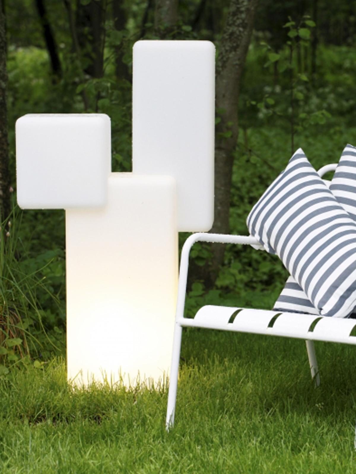 Innolux Leuchte Kubo DesignOrt Leuchten Berlin