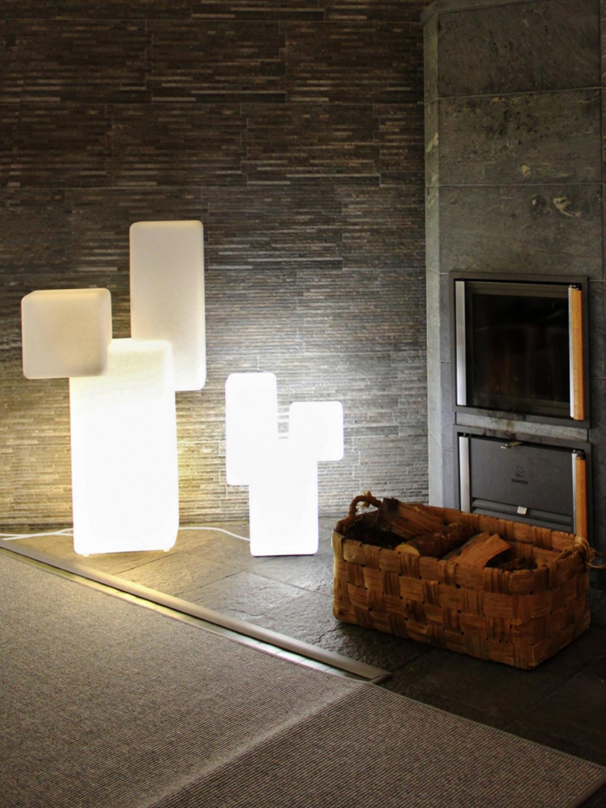 DesignOrt Blog: Designerleuchten Kubo Therapieleuchte zur Lichttherapie Innolux