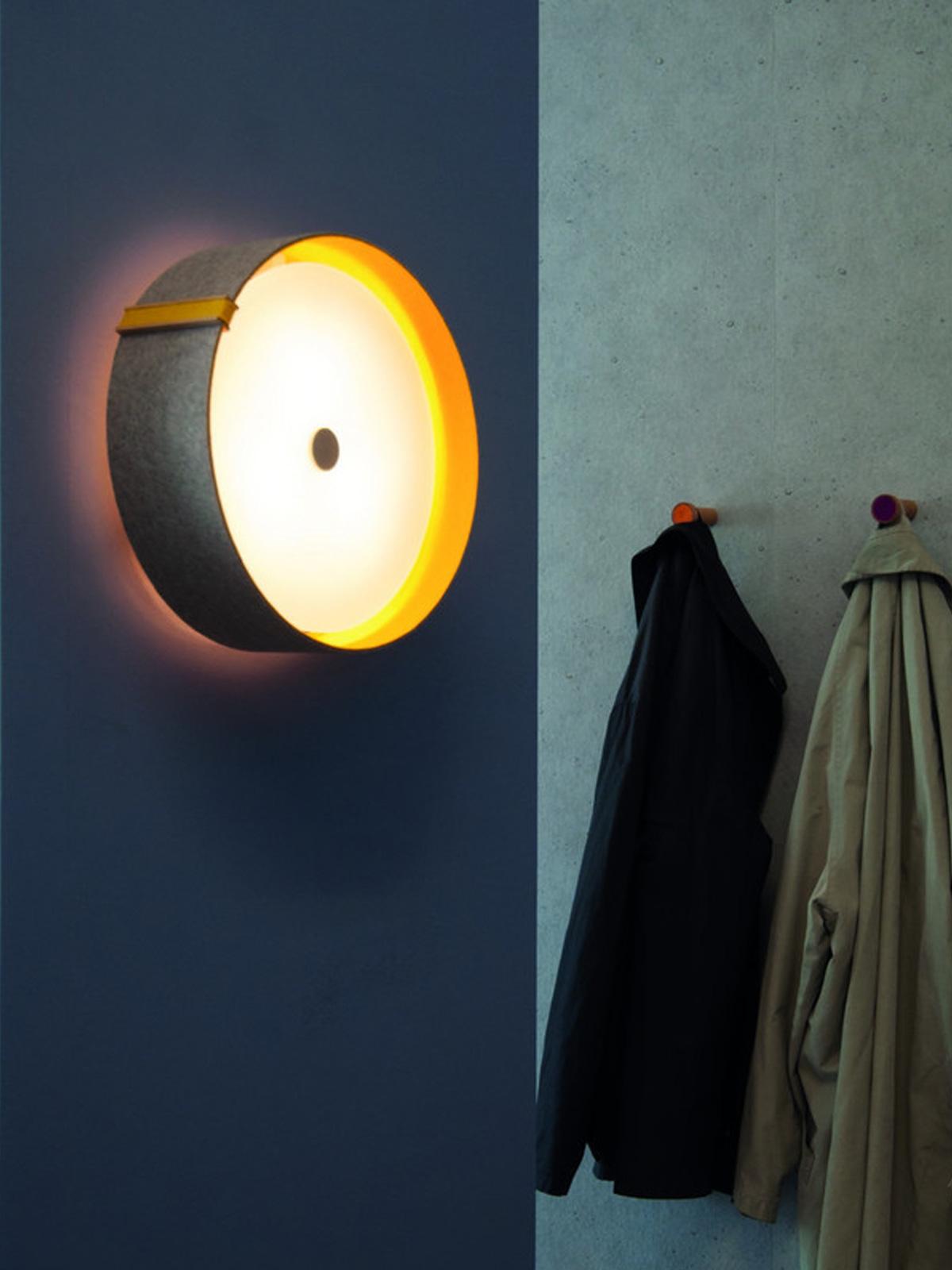 LARAFELT W Domus Licht Wandlampe DesignOrt Berlin Lampen Leuchten Onlineshop