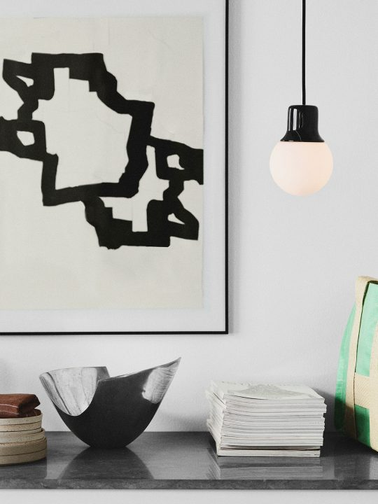 &tradition Mass Light NA5 Marmor & Opalglas Leuchte DesignOrt Onlineshop Berlin Lampen