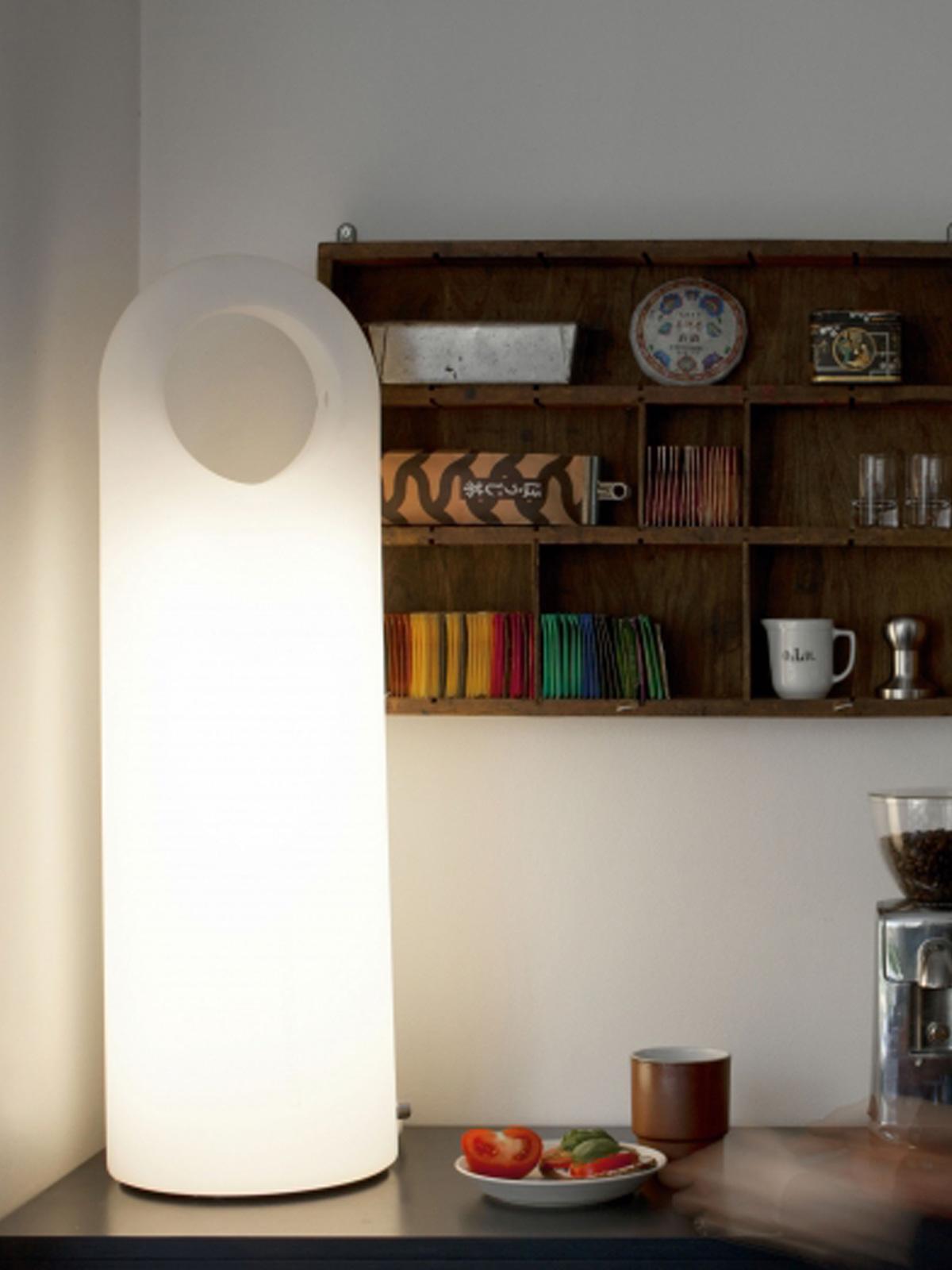 DesignOrt Blog: Designer im Portrait Eero Aarnio Origo Bright Light Device Innolux
