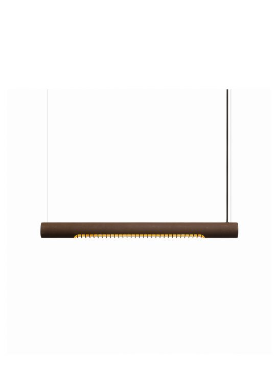 Roest h horizontale Pendelleuchte Graypants DesignOrt Berlin Onlineshop Lampen Leuchten