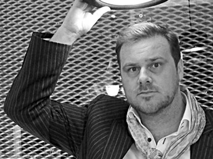 Designer im Portrait: Steve Jones