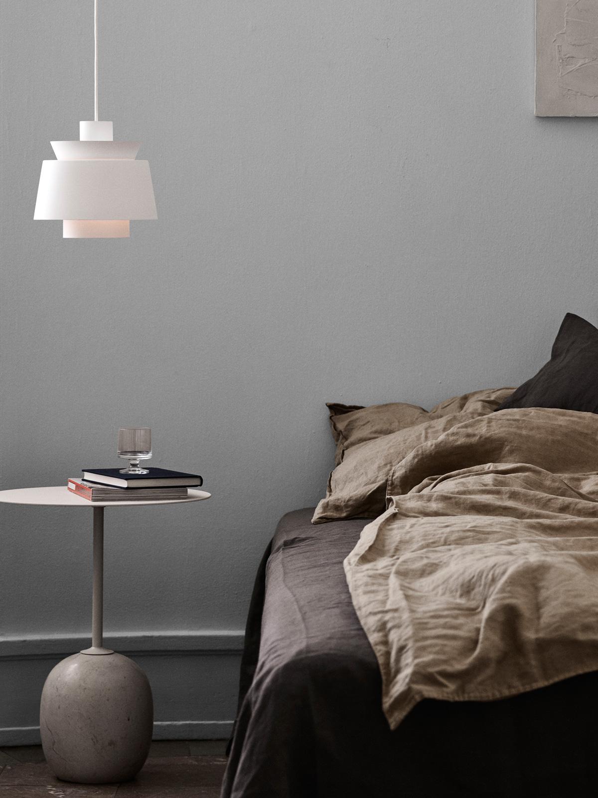 DesignOrt Blog: &tradition Utzon Pendelleuchte Hängelampe skandinavisch Design Klassiker Lampe skandinavisch Utzon JU1