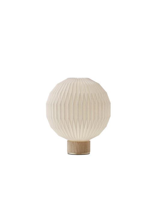Le Klint 375 Tischlampe aus Papier oder Folie DesignOrt Onlineshop Lampen Berlin