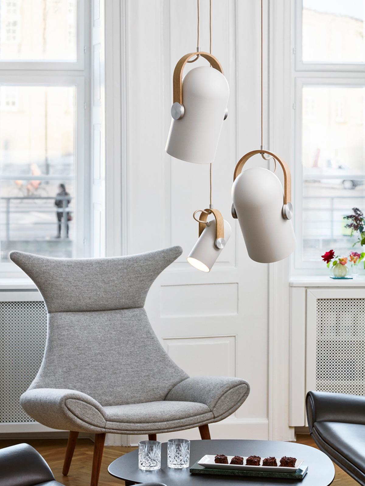 Carronade Pendelleuchten Le Klint DesignOrt Onlineshop Berlin Lampen Designerleuchten