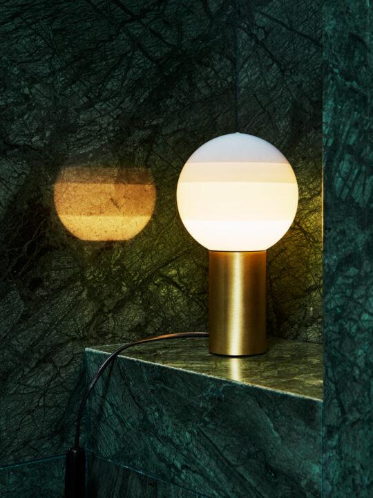 Marset Dipping Light Tischlampe Weiß