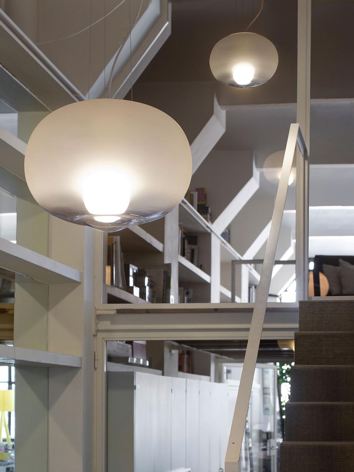 Hazy Day Glasleuchte Marset DesignOrt Berlin Lampen