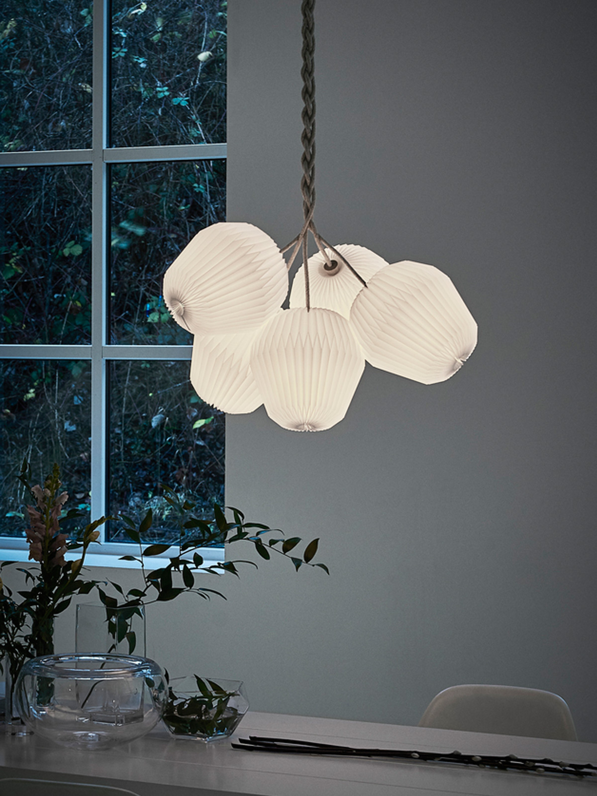 Designort Blog: Mehrflammige Leuchten The Bouquet Le Klint 130 DesignOrt Onlineshop Lampen Berlin Designerleuchten