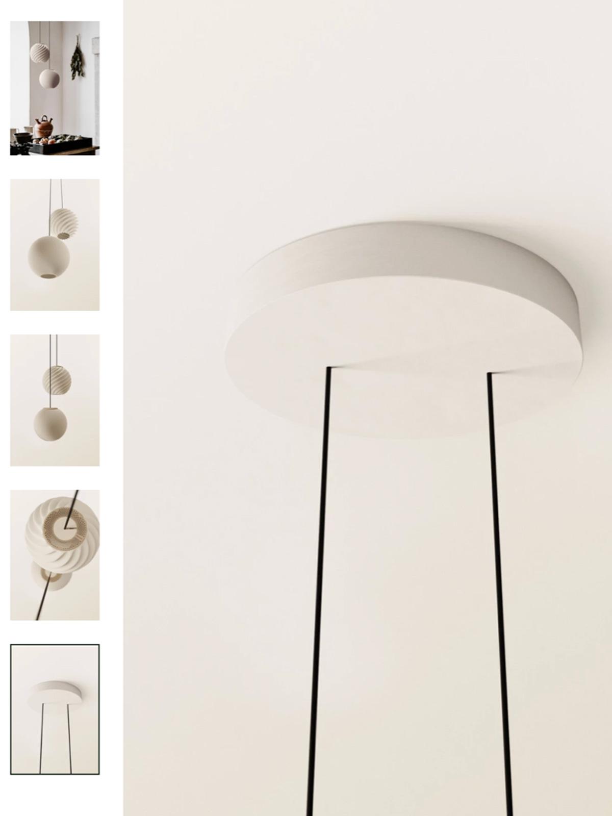Polyluma Random Pendelleuchte DesignOrt Onlineshop Berlin Lampen Leuchten Design